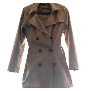 Via Spiga Trench Coat.